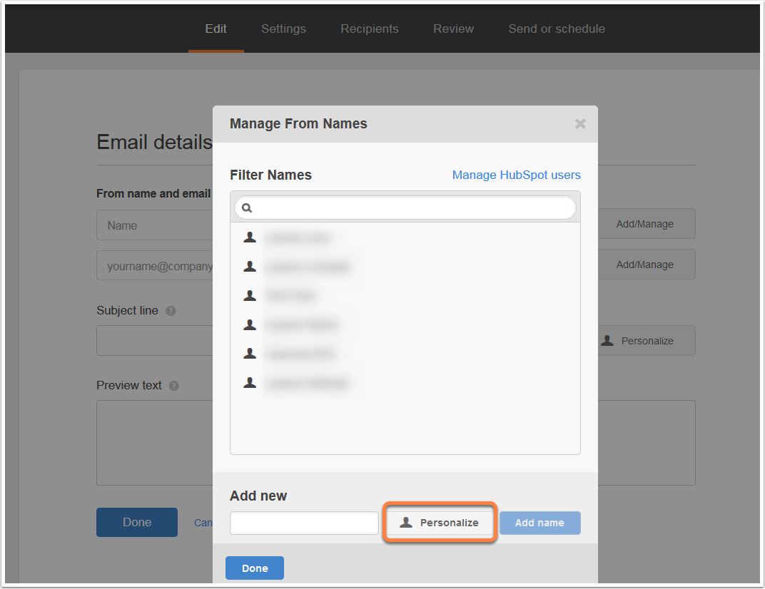 How do I install the HubSpot Sales email extension