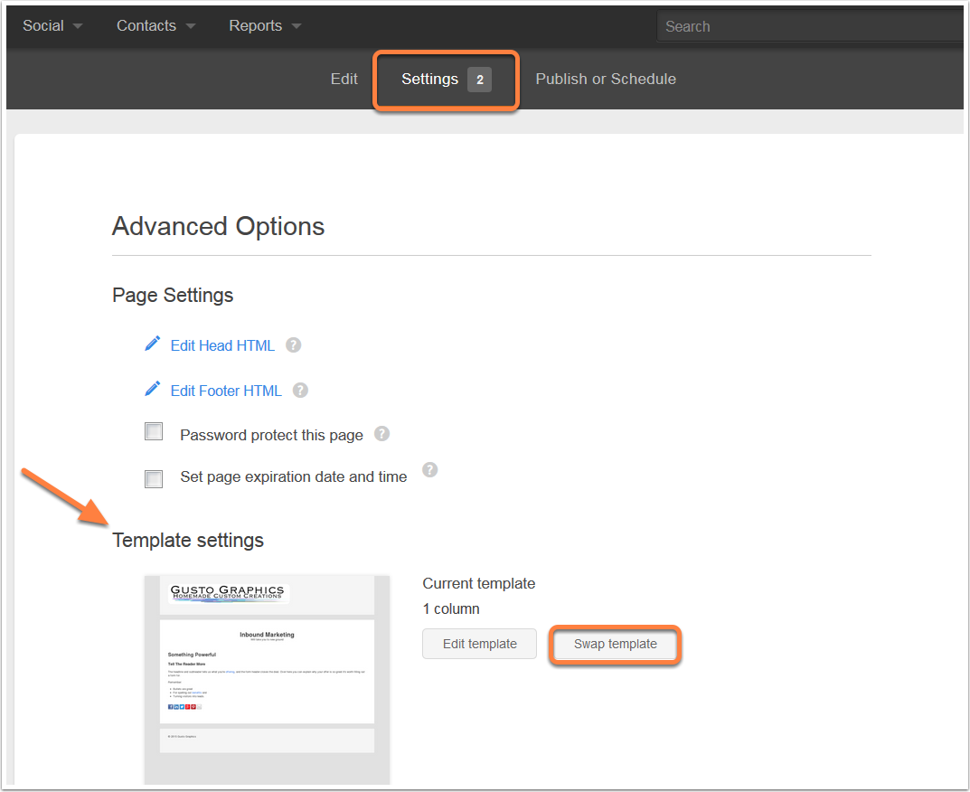 swap-template-in-landing-page-editor.png