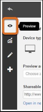 preview as button