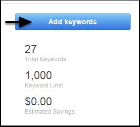 Add-Keywords