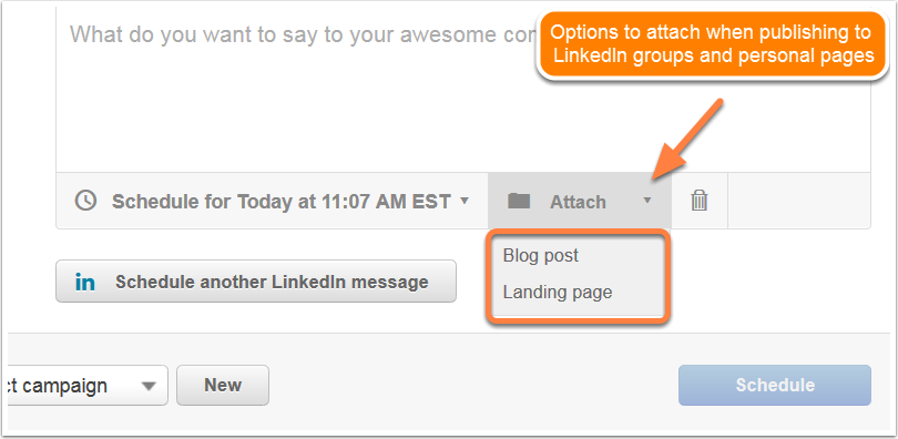 cannot-attach-image-for-other-linkedin-page-types.png